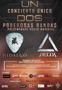 Afiche Hidalgo Delta mayo 2016