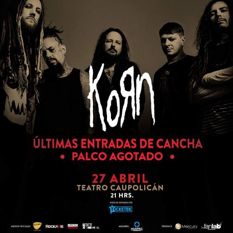 Korn-palco-agotado